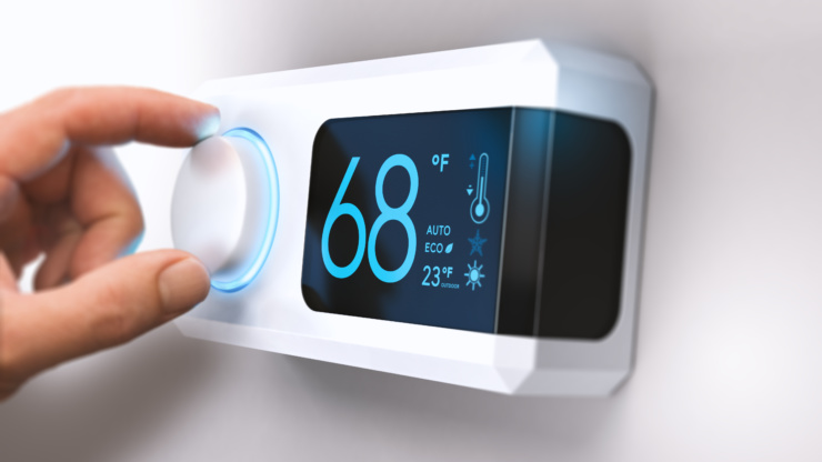 Finding the Ideal Thermostat Temperature